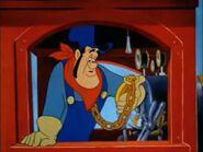The Brave Engineer (Casey Jones checks his watch)