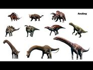 The Herbisaurs