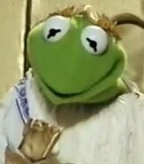 Kermit the Frog in Muppet Classic Theater