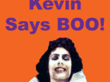 Kevin Says BOO!