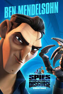 Killian Spies in Disguise Poster