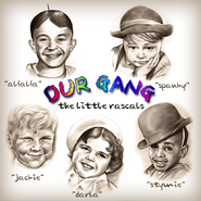 Our Gang - The Little Rascals