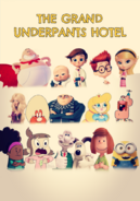 Grand Underpants Hotel Artwork