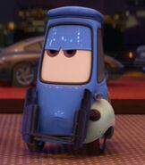 Guido in Cars 2