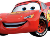 Lightning McQueen (Ted)
