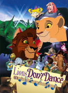 Lions Don't Dance (1997) Poster