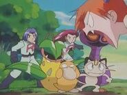 Misty pissed off with Psyduck