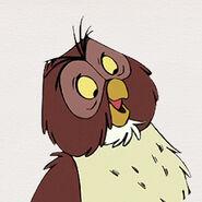 Owl Winnie The Pooh Promo Art
