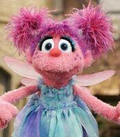 Abby Cadabby in Sesame Street