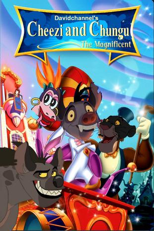 Cheezi and Chungu the Magnificents (1999)