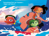 Disgust and Nemo 2: Nemo Has A Glitch (TheLastDisneyToon and Toonmbia Style)