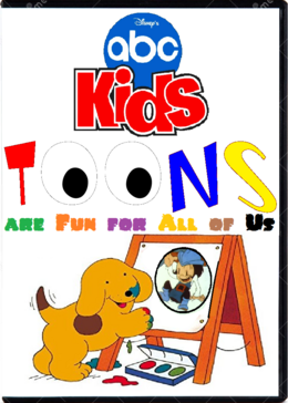 Disney's ABC Kids - Toons are Fun for All of Us