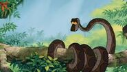 Guess who Kaa snags in his coils?