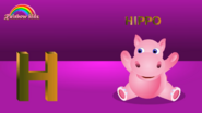 Rainbow Kidz Hippopotamus