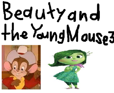The Beauty and the Young Mouse 3