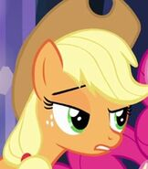 Applejack in My Little Pony- Equestria Girls