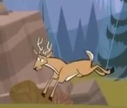 Deer, White Tailed (Total Drama)
