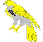 Edenia Hawk Zord