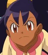 Iris in Pokemon the Movie Kyurem VS. The Sword of Justice