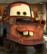 Mater in Cars 2