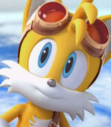 "Miles ""Tails"" Prower in Sonic Boom"