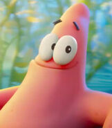 Patrick Star in The SpongeBob Movie Sponge on the Run