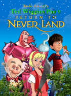 Ted Wiggins Pan 2 Return to Neverland (2002) Poster