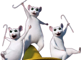 Three Blind Mice (Shrek)
