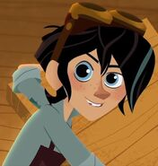 Varian in Tangled The Series