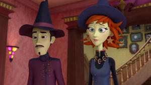 Alice and Desmond Ravenson