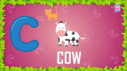 Baby Time Cow