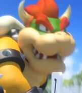 Bowser in Mario and Sonic at the London 2012 Olympic Games