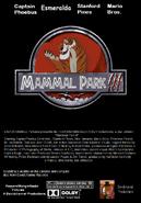 Mammal Park 3 (2001) VHS Cassete film-0