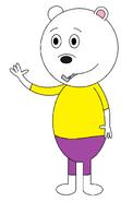 Olie-Polie Berry (pipe) (pajamas)