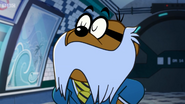 Penfold with Colonel K's Mustache 4
