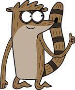 Rigby the Raccoon
