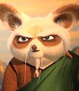Shifu in Kung Fu Panda 2