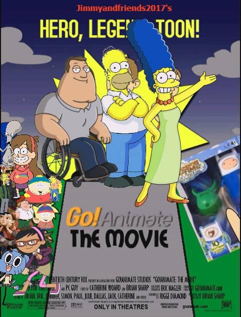 The family guy new movie