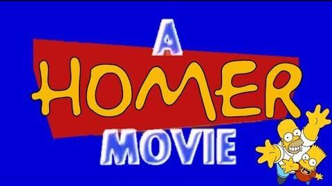 A Homer Movie