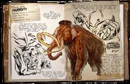 Dossier Mammoth