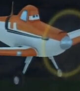 Dusty Crophopper in Planes (Video Game)