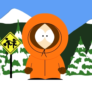Kenny aka Kenneth McCormick (southpark anime) | South Park (in ...