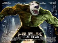 The Incredible Polar Bear (Poster)