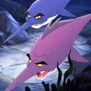 The little mermaid swordfish-0