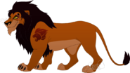 The true leader of the lion guard by camiitlk-d9qyf5h