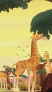 Garfield Giraffe