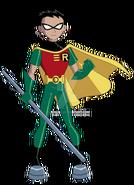 Robin by alienlina-dcpiu0k