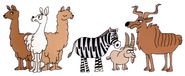 Schoolhouse rock four legged zoo animals 4