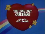 The Long Lost Care Bears (Title Card)