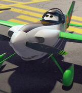 Zed in Planes